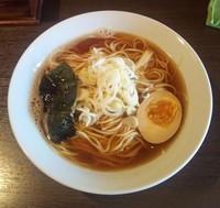 「動物ゼロ煮干そば:550円」@麺処 遊 蕨店の写真