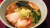 「苦煮干醤油+肉増し(760+100=860円)」@喜元門 つくば東光台店の写真