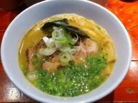 「純鶏煮干 (改良Ver.) 700円」@喜元門 つくば東光台店の写真