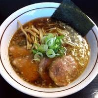 「煮干しソバ(小)(¥650)」@Basso Dri⑨の写真