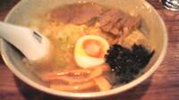 「牛たん塩がまラーメン(850円)」@いわまの写真