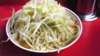「子豚・麺少なめ(750円)」@ラーメン二郎 仙台店の写真