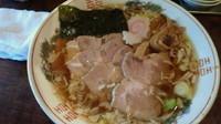 「チャーシュー麺 800円」@久慈清商店の写真