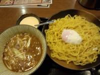 「カルボナーラつけそば大盛924円」@つけ麺ゆきむら 吉衛門の写真