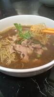 「BeefNoodle$7.95」@King of Thai Noodleの写真