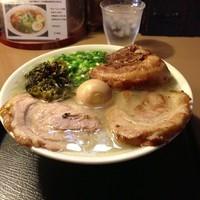 「櫻島ラーメン」@ラーメン櫻島 本店の写真