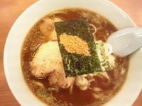 「正油ラーメン(あっさり) 650円」@自家製手打ちらーめん 翔の写真
