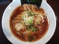 「ワンフーらーめん 580円」@中国麺飯店 ワンフー 山室店の写真
