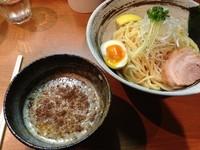 「つけ麺 (750円)」@みつ星製麺所 西中島店の写真