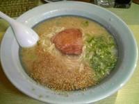 「らーめん(麺硬め)500円」@ら〜めん村田屋の写真