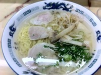 「ワンタン麺¥600」@新生軒の写真
