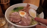 「塩ラーメン」@つけ麺三國の写真