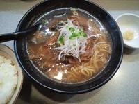 「山椒醤油ラーメン 500円」@酔麺家 おぼろの写真