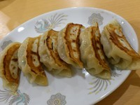 「焼餃子(6個)\380」@菜園の写真