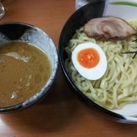 「鶏白湯つけ麺 あつもり 880円」@中華そば ななまるの写真