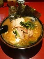 「チャーシューメン(麺硬め)740円」@厚木家の写真