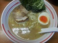 「鶏白湯ラーメン」@中華そば ななまるの写真