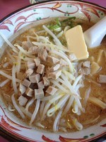 「味噌バターラーメン」@らーめん EAGLEの写真