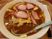 「ネギ味噌チャーシュー麺」@中華一番家の写真
