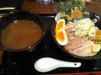 「煮玉つけ麺」@拉麺雷多の写真