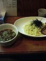 「つけ麺(醤油)700円」@麺や 八雲の写真