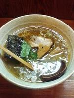 「らーめん(塩)600円」@麺や 八雲の写真