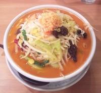 「毎日野菜辛たんめん:390円(期間限定半額セール)」@しゃきKENの写真
