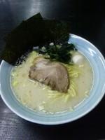 「塩ラーメン(麺硬め)650円」@壱七家 厚木店の写真