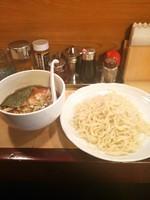 「霜降つけ麺 850円」@つけ麺三國の写真