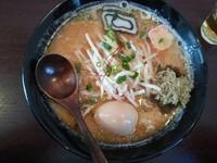 「シロエビ味噌ラーメン 800円」@ラーメン エアーストリームの写真