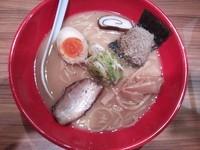 「富山シロエビラーメン 800円」@麺家いろは CiC店の写真