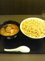 「つけめん特大(太麺熱盛り)900円」@清勝丸 海老名店の写真