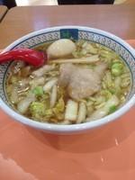 「煮卵ラーメン」@どうとんぼり神座 イオンモールナゴヤドーム前店の写真