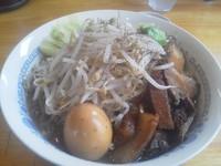 「味玉野菜ラーメン」@麺魂 39の写真