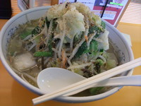 「野菜たっぷりタンメン」@しょうやの写真