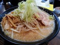 「醤油ラーメン中盛(730円)」@麺処 繋-Guの写真