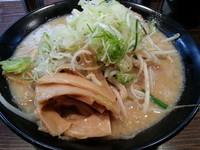 「味噌ラーメン中盛(780円)」@麺処 繋-Guの写真