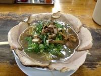 「チャーシュー麺」@大豊ラーメン 木屋町店の写真