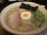「ミニラーメン ¥550」@大砲ラーメン 新横浜ラーメン博物館店の写真