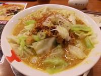 「カレー味噌」@とりの助 高崎インター店の写真