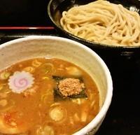 「つけめん(中盛同一料金)730円」@麺屋 はつがい 大通店の写真