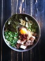 「汁なし台湾ラーメン」@つけ麺・肉そば 俺めし55の写真