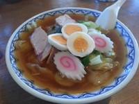 「五目ワンタン麺 780円」@安喜亭 本店の写真