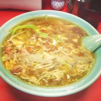 「ちゃんぽん麺」@博多ラーメンげんこつ 杭瀬店の写真
