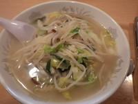 「野菜タップリタンメン」@杏華埜の写真