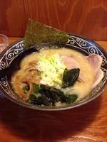 「こっさりラーメン塩」@北海道ラーメン めんぽぽの写真