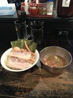 「つけ麺(全部のせ)大盛」@つけ麺・ラーメン カガミハラ55の写真