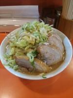 「ラーメン 豚券 ヤサイニンニクアブラネギ 1000円」@ちばからの写真