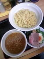 「味噌つけ麺600円」@味平 2号店の写真