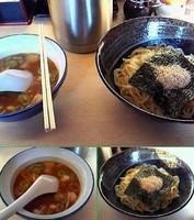 「つけ麺あつもり ¥750→¥500(1月末まで値引)」@三國家 環二号店の写真